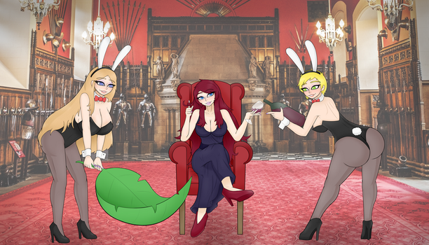 [COMMISSION] Classy Relaxy by a-planning-duo