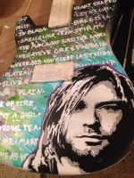 Kurt guitar by denny16acres