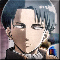 Levi Icon 1 by NejiShadow2051