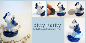 Bitty Rarity - SOLD by Bittythings