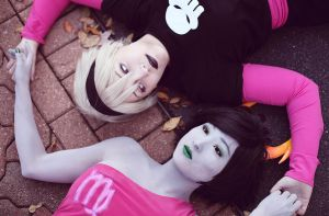 Starcrossed - Homestuck by Mostflogged