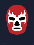 Lucha Libre Fire by bx21
