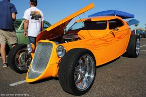 1933 Ford Roadster by worldtravel04