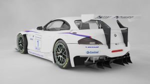 BMW Z4 GT3-2 by punkandroll