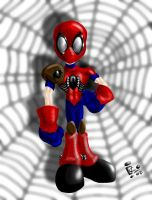 New Spidey Outfit - Done by icoman