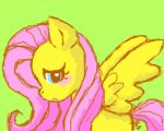 Flutter oh so shy by TheSkiesFalling
