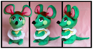 Anicotti Custom Plush by Nazegoreng