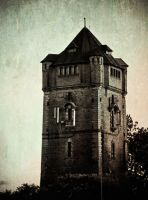The Water Tower by NoreeCorrino