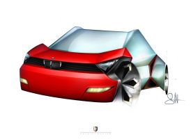 BMW Z.0 by sheriffdesignstudio