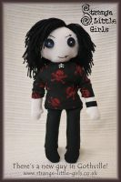 Thorne - Valentines gothic doll giveaway by Strange-Little-Girls