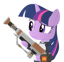 Fallout is Magic: Twilight by Sefling