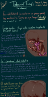 Tutorial Time! - Cabello by Anzoul