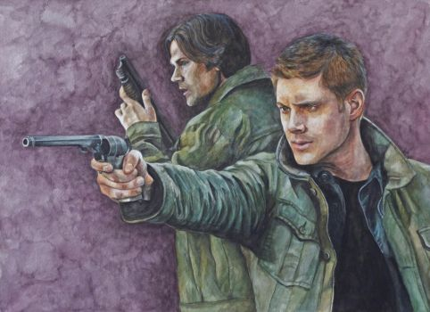 The Winchesters by hever