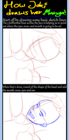 How I draw manga! by JokerSyndrom
