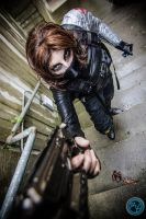 The Winter Soldier by The-Winter-Cosplayer
