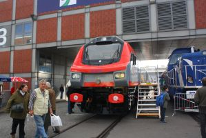 Innotrans 2014 - GE PowerHaul by ZCochrane