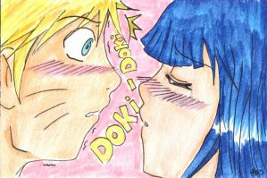-Is that your heart?- Naruhina by MamoRandom