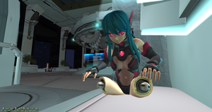 Rikugou Assembled 2 of 5 - Second Life by Jace-Lethecus