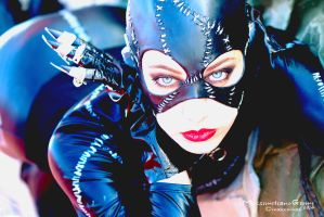 Catwoman - Batman Returns by TiddeInDisguise