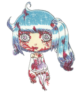 little zombie by YadahhYadahhYadahh