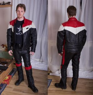 Bike Leathers by Null-Entity