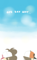 One day left by chocogasm