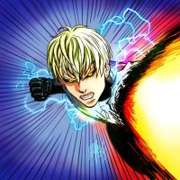 One Punch Man: Genos by FelipeSmith