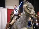 Jedi and Tauntaun by MistressKristin