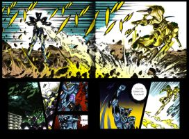 Guyver16 -  Colour by unknownguyver81