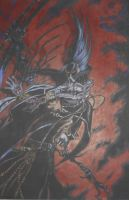 Abel -  Trinity blood-color pencil by Heinrich02