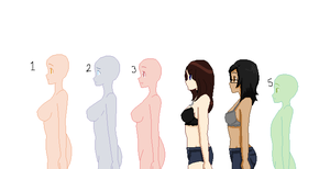 Breast line collab (CLOSED) by C4PNshota