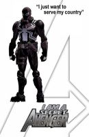 Agent Venom: I Am A Secret Avenger by deadwade11