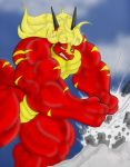 Dragonfireny's Rampage - 5-5 by notveryathletic