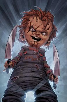 CHUCKY by RyanOttley