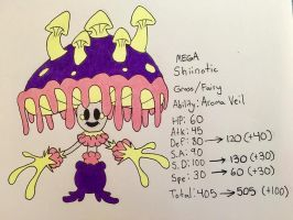 Mega Shiinotic (FAN MADE)