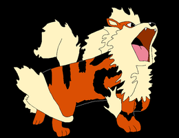 Arcanine by SkulblakaShurtugal