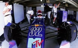 Roland Ratzenberger (Pacific 1994) by F1-history