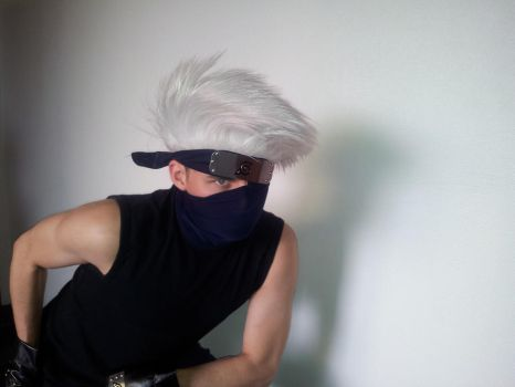 Kakashi the ninja! by IDanTheManI
