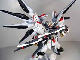 White Strike Freedom 01 by STR1KU