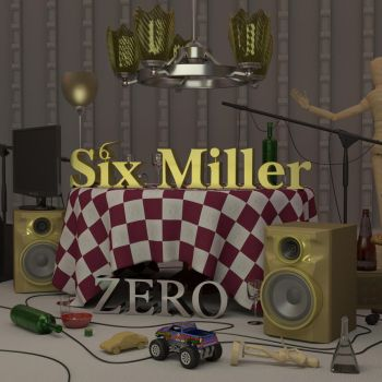 Six Miller - ZERO (Album Cover) by bentjibe
