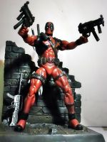 Marvel Select DEADPOOL by jhuino69