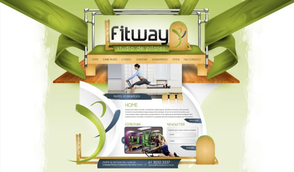 Fitway Pilates by thdweb