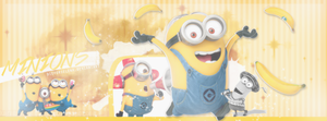 Minions by dieforselena