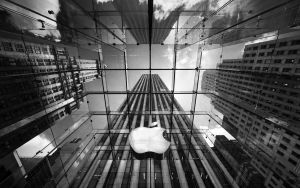 Apple Store by L-0688