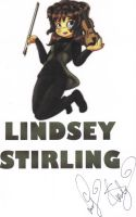 LINDSEY STIRLING by Tennessee11741