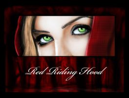 Red Riding Hood Title by NightwolfArt