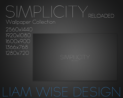 Desktop Wallpaper: Simplicity Reloaded by LiamWise