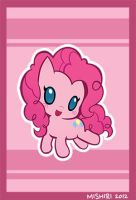 Pinkie Pie by Mishiri