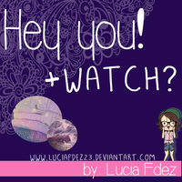 +watch? by luciafdez23