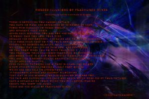 Merged Illusions Of Fractured Minds by fracturedmindz